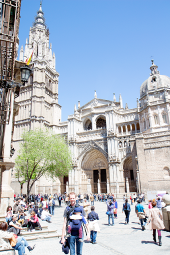 Spain Day 2: Toledo Cathedral, and Toledo Must-Dos