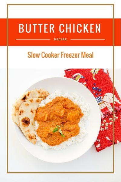 Crock Pot Butter Chicken Recipe