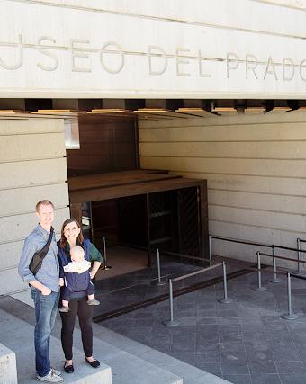 Spain Day 3: Madrid Prado Museum