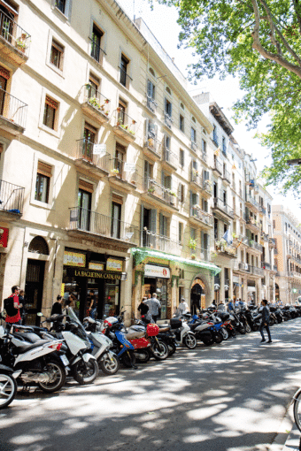 Spain Day 5: Barcelona: La Rambla and City Walking Tour