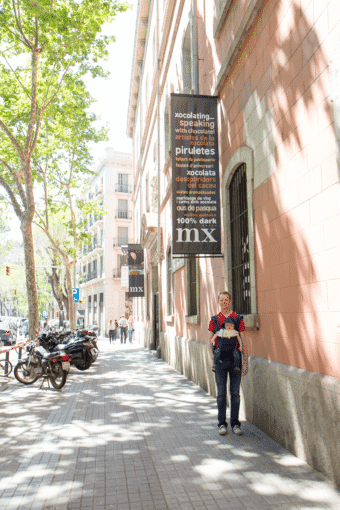 Spain Day 5: Barcelona: The Chocolate Museum