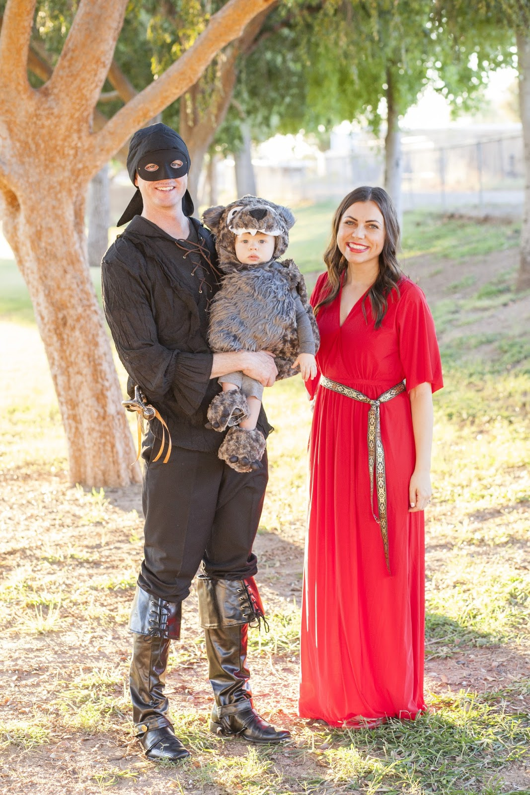 Halloween 2016 Costume Reveal Princess Bride Costumes