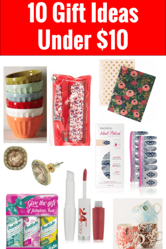 10 Gifts Under $10