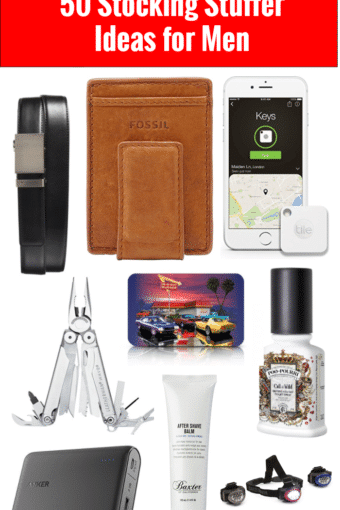 50 Stocking Stuffers For Him