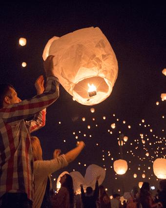 The Lantern Fest