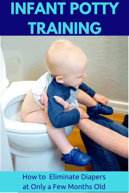 The who/what/when/where/why/how of Infant Potty Training/ Elimination Communication