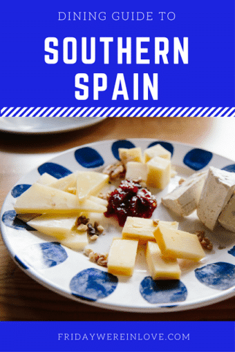 Guide to Dining in Southern Spain