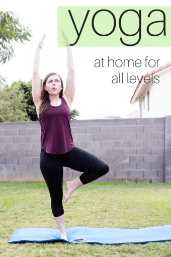 The Gift of Fitness: Yoga at Home for All Levels