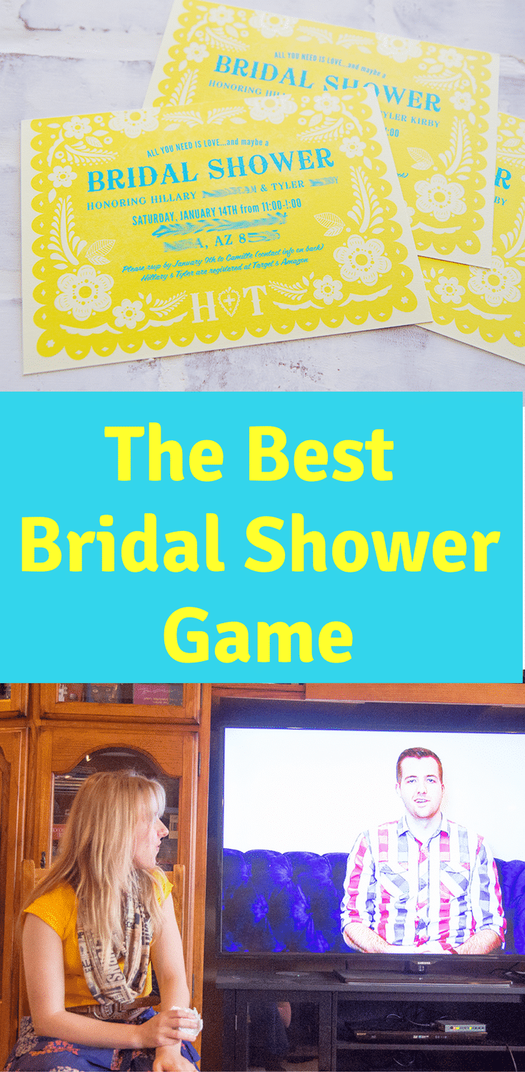 heres a full list of bridal shower games questions and how to play the game