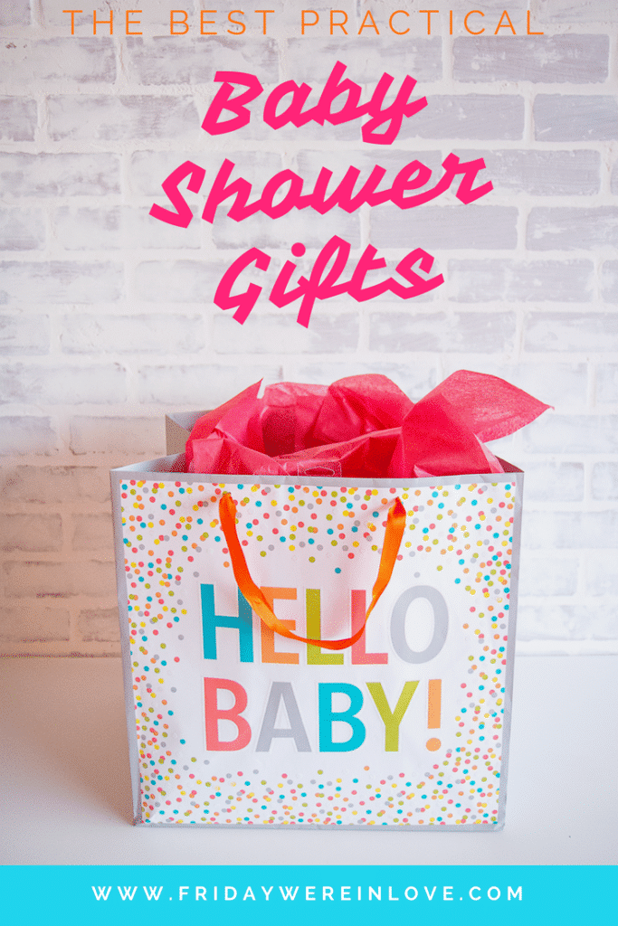 Practical baby shower gifts friday were in love practical baby shower gifts negle Images