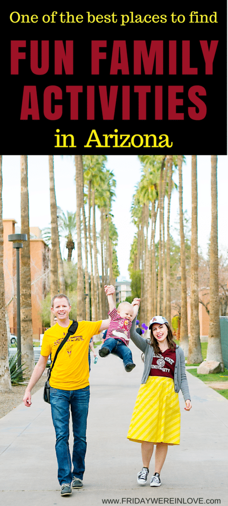 Fun family activities for Arizona families