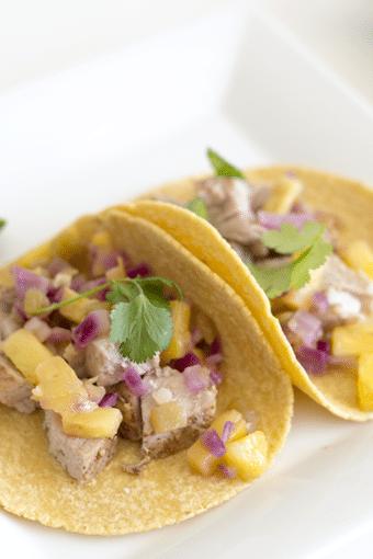 Easy Al Pastor Tacos in Under 30 Minutes!