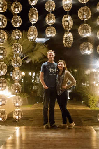 Cabo Anniversary Getaway Day 1