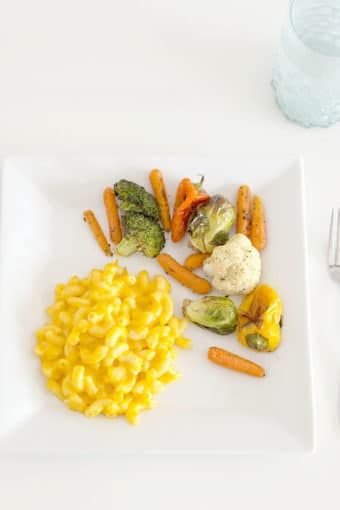 Easy, Balanced Family Meal in Under 30 Minutes
