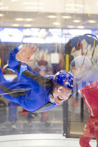 iFly: Indoor Skydiving Date