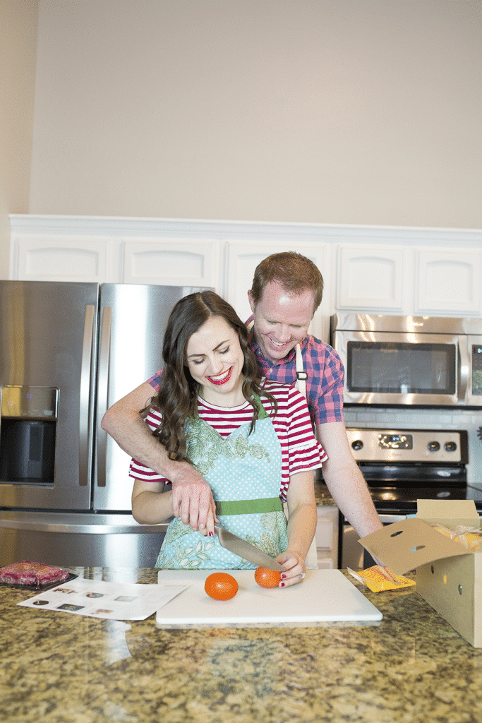 easy romantic gourmet cooking date night at home friday we re in love