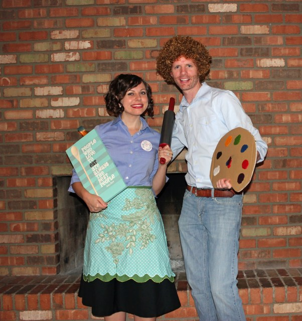 Couple Costume Ideas: 150+ Creative Couple's Halloween