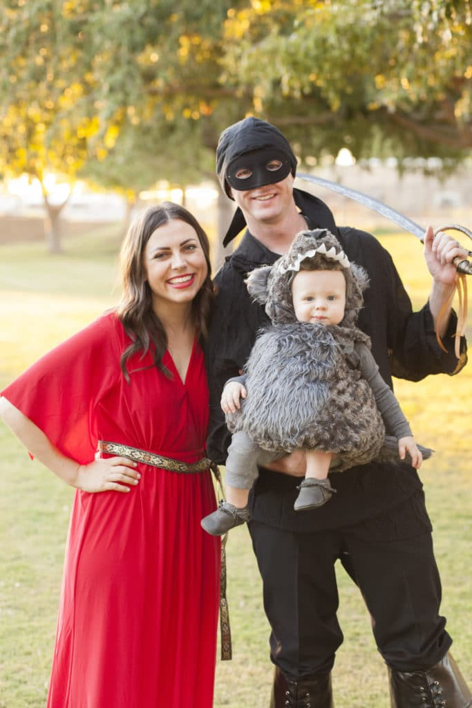 Family Halloween Costume Ideas and Couple's Halloween Costume Ideas
