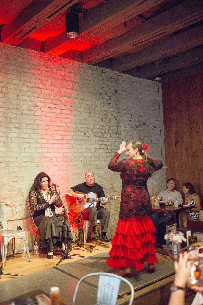 Multi-Wear Wrap - Flamenco Dancer by VIDA VIDA pNoVVxL7iy