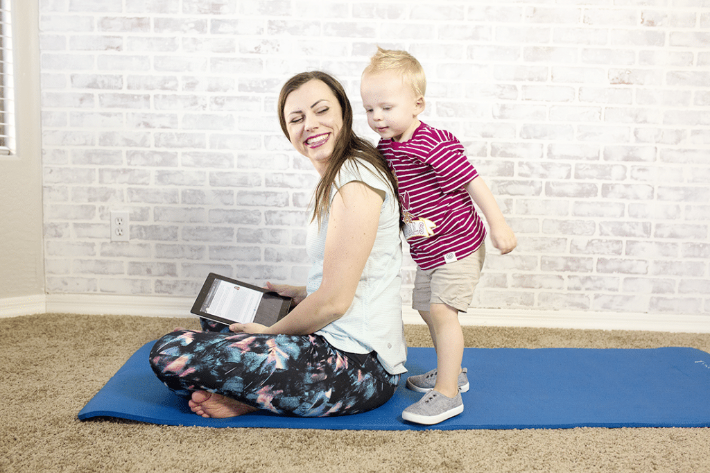 Postpartum Fitness: A Postpartum Workout to Heal Diastasis Recti and Incontinence