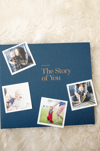 The Perfect Baby Book With Artifact Uprising
