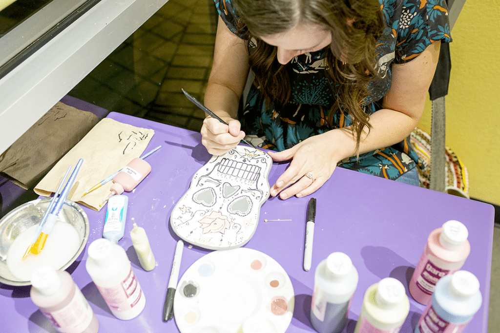 As You Wish Pottery Painting