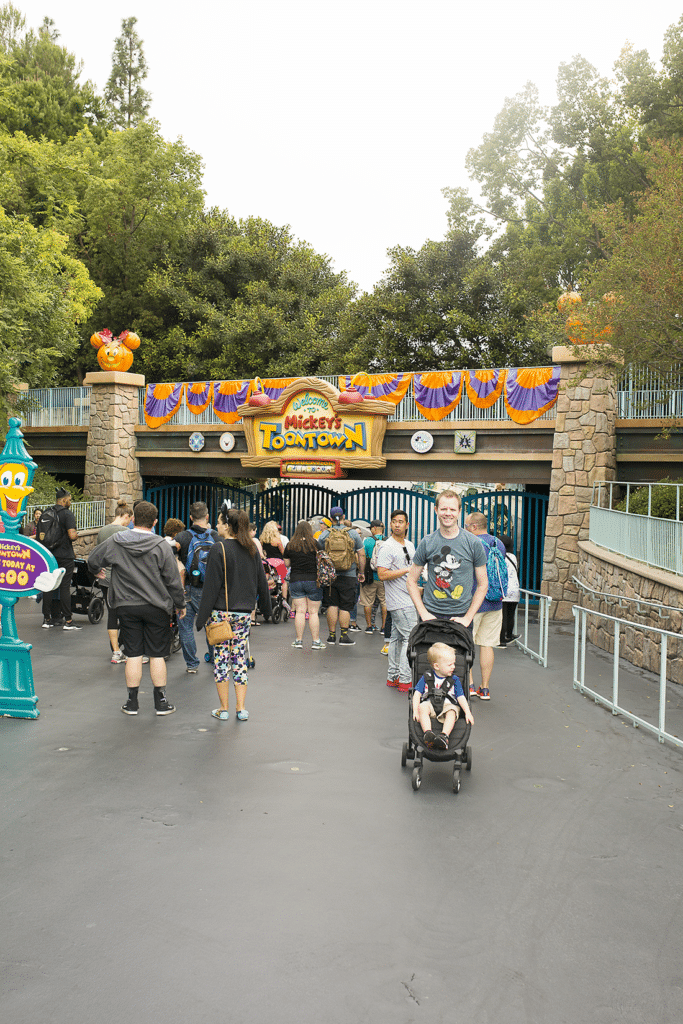The Best time to go to Disneyland