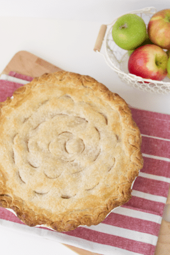 Mom Whiting's Easy No Fail Pie Crust Recipe
