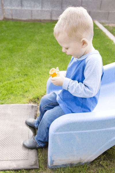 How I Keep Up With a Very Active Toddler