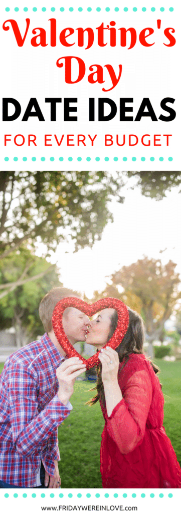 Valentine's Day Date Ideas for Every Budget