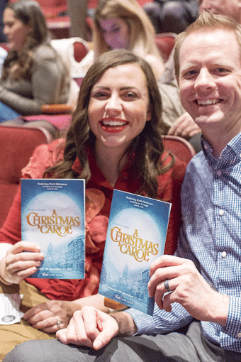 A Christmas Carol Date Night