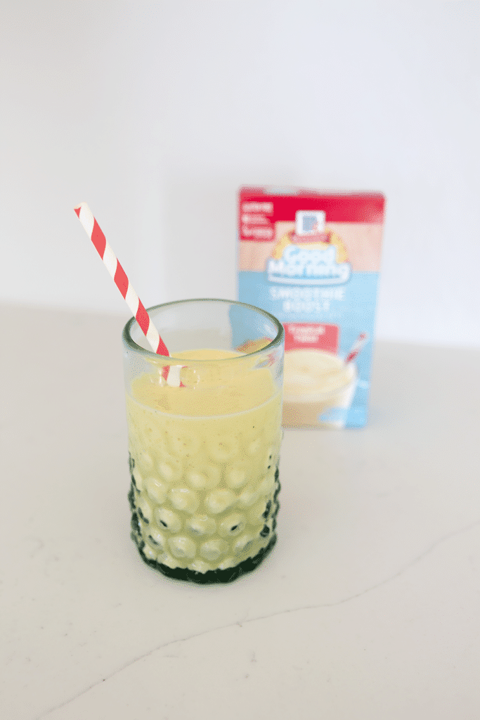 Improving Smoothies with This Easy Hack