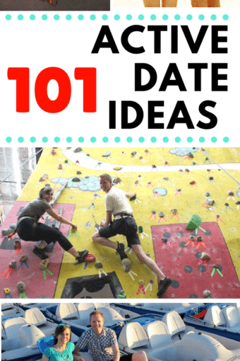 101 Active Date Ideas