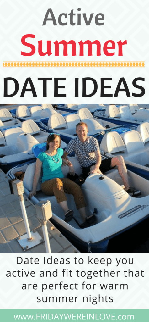 101 active date ideas perfect to do in the summer and more lists for all seasons in this post!