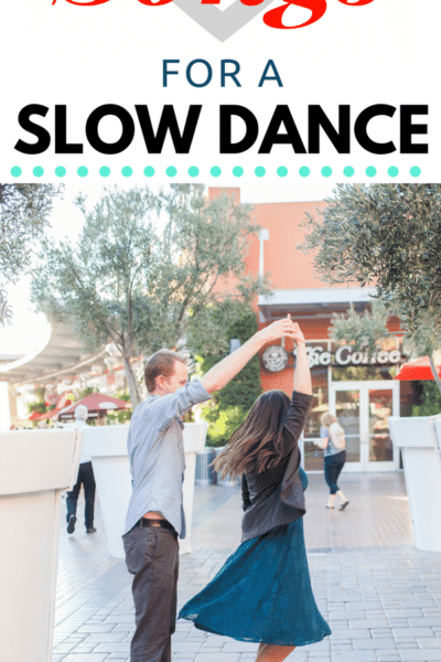 Cute love songs you can slow dance to: romantic song list perfect for a romantic moment or a wedding dance