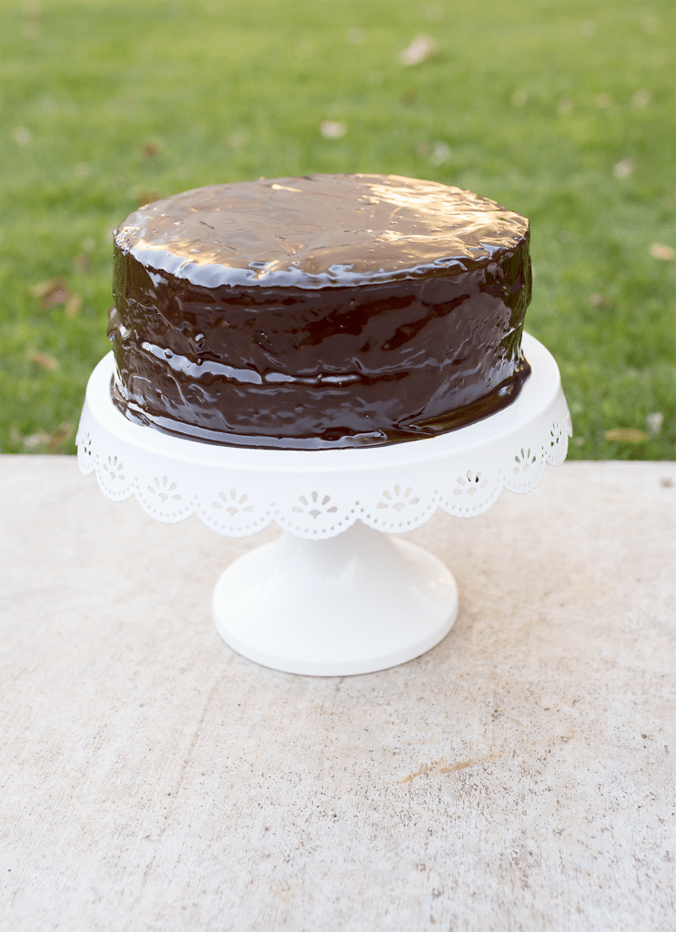 Death by chocolate cake: the best chocolate cake that's moist and rich will leave you dead with delight!