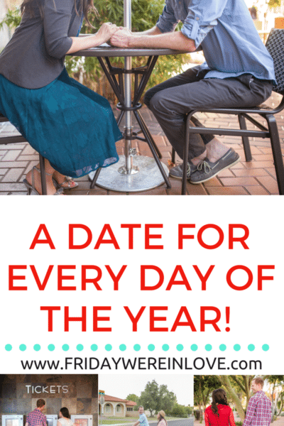 365 Date Ideas_ Fun Date Ideas for Every Day of the year!