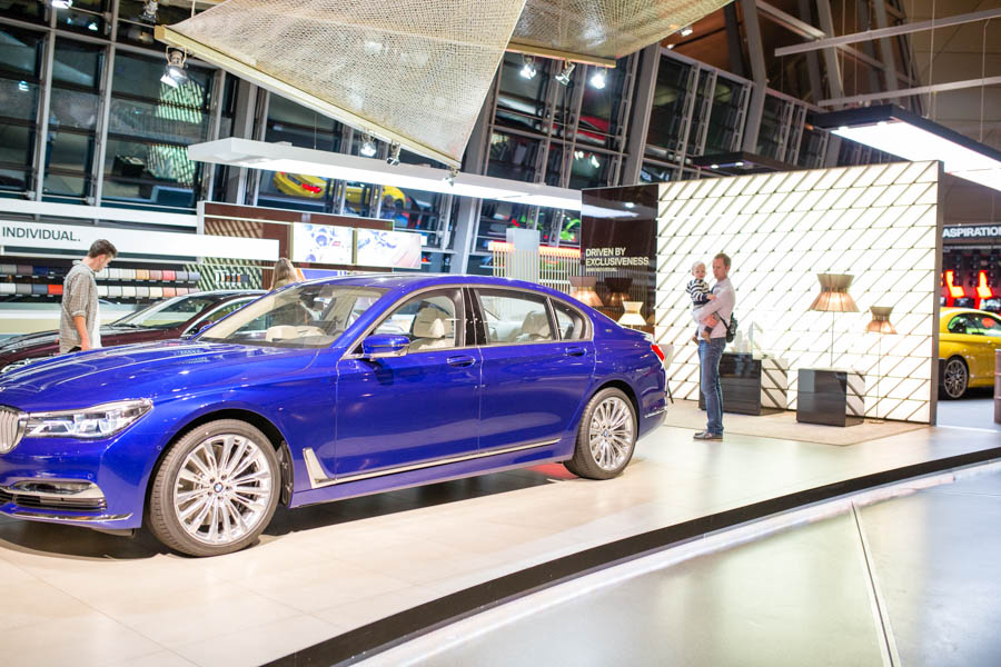 BMW Museum travel guide