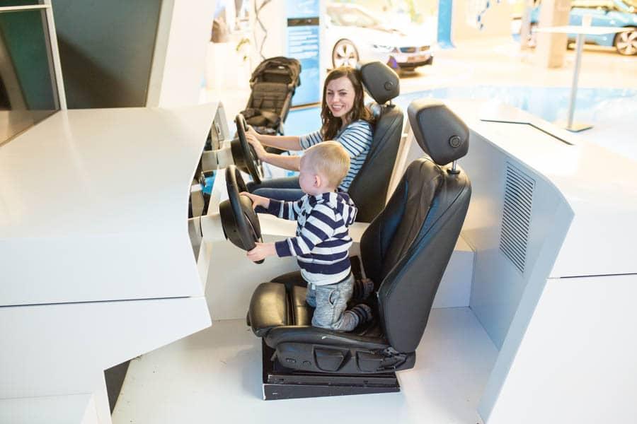 BMW Museum Tour