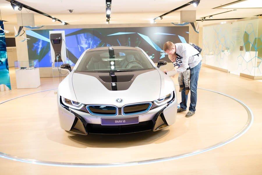 The BMW Museum Munich