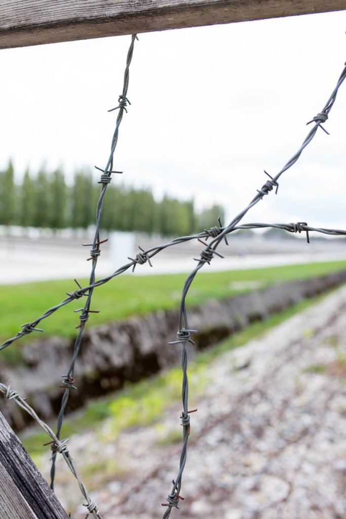 Visiting Dachu Concentration Camp