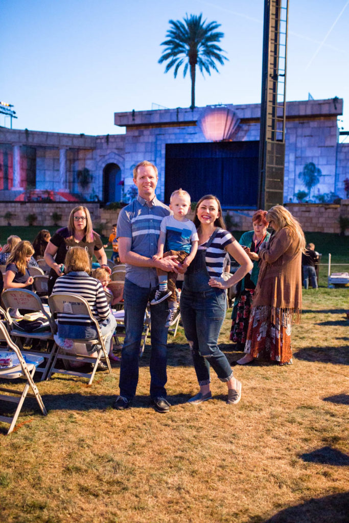 Easter date idea: Mesa Easter Pageant Family Date