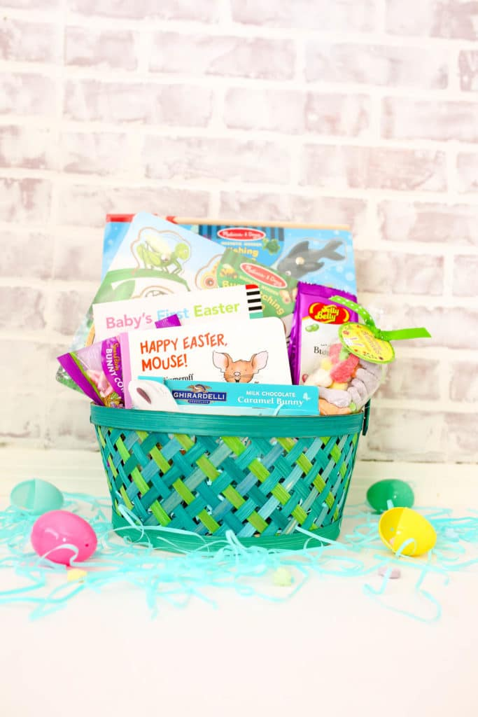 Easy And Affordable Toddler Boy Easter Basket Ideas Friday We