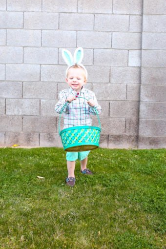 Easy (And Affordable!) Toddler Boy Easter Basket Ideas