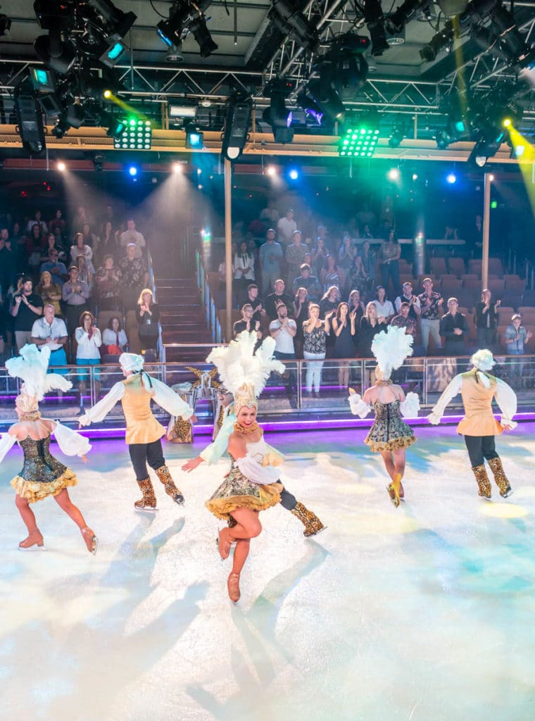 Professional Ice Dance Show Date Idea