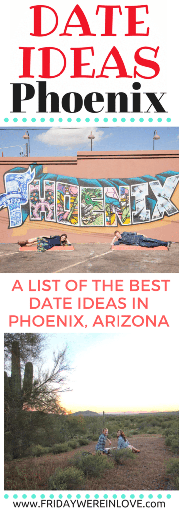 Dating ideas in phoenix