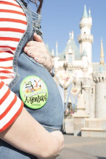 How to Do Disneyland Pregnant