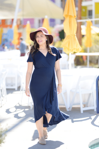 Perfect Knit Dress for Summer (Maternity + Postpartum Friendly Too!)