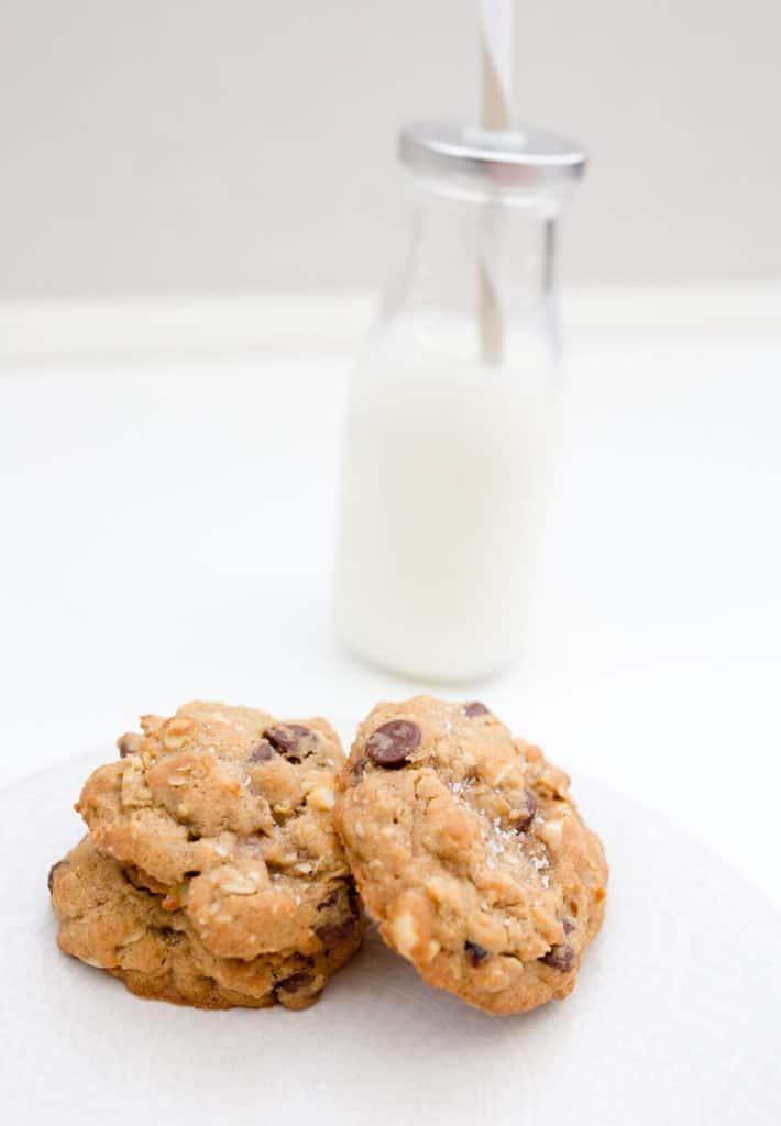 Freezer breakfast cookies: Oatmeal breakfast cookie recipe