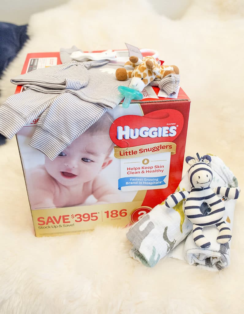 Practical stock up items for baby #2
